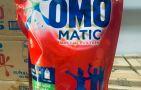 Nước Giặt Omo túi 2,2kg đỏ